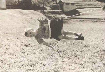 enfant pinces à linge